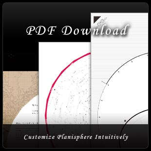PDF DOwnload : Customize Planisphere Intuitively